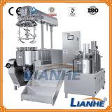 Homogeneizador Mezclador al vacío de alta velocidad para la crema o ungüento