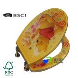 MDF Enlonged accesorios de baño Wc Inodoro de asiento