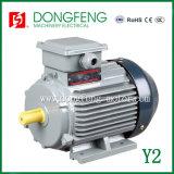 Электрический двигатель AC тела чугуна серии Y2 трехфазный