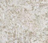 Кварцевый камень большой слой и верхней части