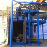 Vérin à gaz GPL Grenaillé Machine