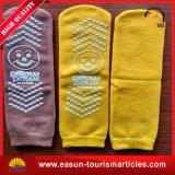 Wegwerfantibeleg-Socken für Krankenhaus
