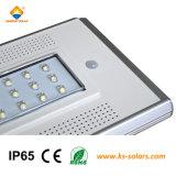 IP65 15W jardin extérieur de la rue solaire Lampe LED intégrée