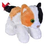 Adorável Animal recheadas Cat Toy