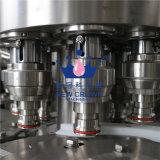 Venta de bebidas calientes botella de plástico líquido automática de refrescos con gas pequeña máquina de llenado