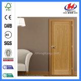 Losa interna interior de la puerta enrasada de la madera dura del pino claro