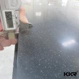 White fórmica de resina acrílica superfícies Corian superfície sólida
