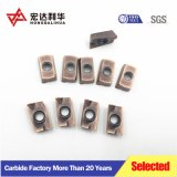 CNC Inserciones de carburo de tungsteno ISO de Zhuzhou