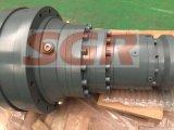 Qualität, Nizza Farben-gerades planetarischer Gang-Geschwindigkeits-Reduzierstück, Getriebemotor, Getriebe verbunden mit ABB hydraulischem Motor