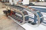 Máquina estática de colocação em TPU/TR/PVC/TPR tênis único