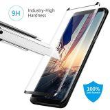 デザインSamsung S8/S8のための3Dによって曲げられるケースの友好的な携帯電話のアクセサリスクリーンの保護装置をと完成しなさい