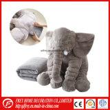 赤ん坊のための熱い販売のプラシ天のおもちゃ毛布