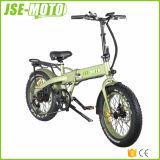 E-Bici grassa piegante delle gomme di Jse-Moto 20 '' con il fucile nascosto della batteria