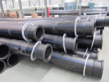Marine-HDPE ausbaggerndes Rohr