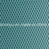 Cor de PVDF PE estuque revestido a folha de alumínio em relevo