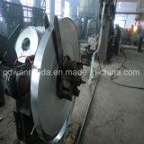 Tubo de acero galvanizado por ferrocarril