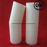 Tubo obliquo di ceramica della porcellana dell'alta allumina