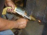 Pequeño soldador del punto de la soldadura por puntos de la máquina del soldador Handheld portable del punto