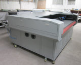 Двойной 100W автоматическая подача лазерный резак для кожи и одежды