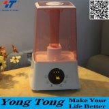 5L de control digital inteligente de luz nocturna constante humedad humidificador ultrasónico