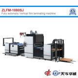 Completamente automática de tipo vertical máquina laminadora película[ZLFM1080SJ]