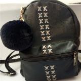 Шикарные шарики POM продают вешалку оптом волосатое Keychain мешка шерсти Fox
