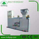 Depuración de aguas residuales sistemas automáticos de dosificación de floculante
