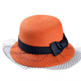 Sombrero libre del compartimiento de la paja del papel del modelo del nuevo estilo