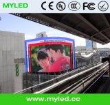 Publicidad al aire libre video de la cartelera de LED de la visualización de LED de los módulos de interior SMD LED de la visualización