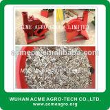 Machine Chipper en bois diesel mécanisée par exportation d'usine avec de grands stocks