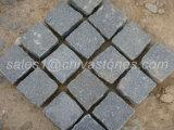 China cinzento escuro/Imparal cinzento/Padang cinzento escuro/G654 Jardim de granito/Pavimento/ Cube/Travar/Palmas/pedras da calçada para jardinagem/Parking/caminho/Passarela