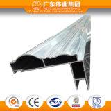 Hot Sale Revêtement en poudre Extusion Profil en aluminium pour porte coulissante