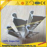 Het Profiel van het Aluminium van de Versiering van de tegel voor de Bouw van het Verfraaien
