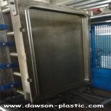 Plastiktisch, der Maschinen-Formen formend durchbrennt