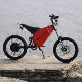 La montaña de alta velocidad e la Playa de bicicleta Bicicleta eléctrica con motor de 5000W