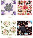Form kundenspezifischer Entwurfs-Qualitäts-Silk Schal für Damen