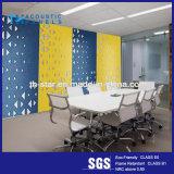 Конференц зал лазерная гравировка полиэфирные волокна декоративные Акустические панели