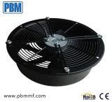 365X90mm externer Läufer-axialer Ventilator Gleichstrom-48V mit Wand-Ring