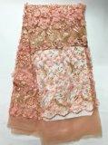 Популярные дизайн моды кружевной ткани высокого качества