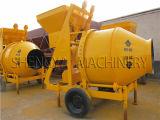 350L eléctrico portátil (Mezclador de concreto JZC350) en África