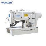 WD-781D de alta velocidad de accionamiento directo Botón recto Holing máquina de coser