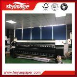 Oric Impresora de inyección de tinta de gran formato con cuatro dx5 cabezales de impresión.