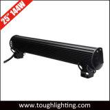 En el techo de doble fila 144W de 24 pulgadas de barras de luces LED baratos
