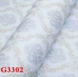 Tissu de mur de PVC, papier peint de PVC, PVC Wallcovering, papier de mur de PVC, tissu de mur de PVC, papier peint de PVC