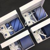 Legame tessuto di seta 100% Handmade dei contenitori di regalo per gli uomini