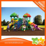 子供のための屋外の遊園地のプラスチックおもちゃの管のスライド