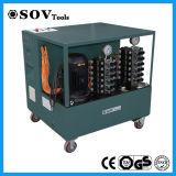 El control exacto de la elevación múltiple señala sistemas síncronos hidráulicos del PLC