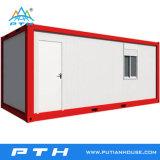 Camera del contenitore del pacchetto piano di 20FT come casa prefabbricata