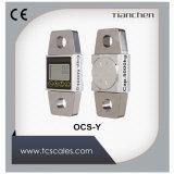 Pantalla LCD 5000kg de dinamómetro electrónico