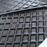 Baixo PVC da correia transportadora do ruído para o sistema de transmissão de madeira